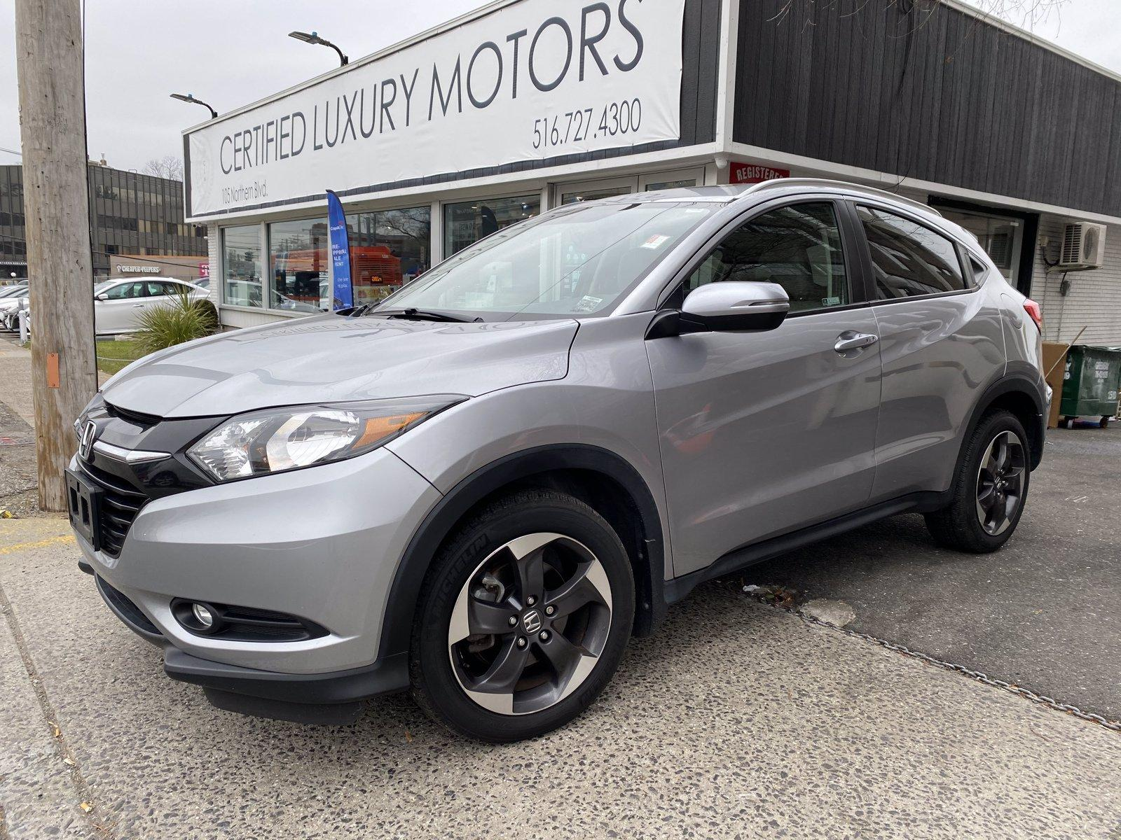 Used 2018 Honda HR-V EX-L Navi | Great Neck, NY