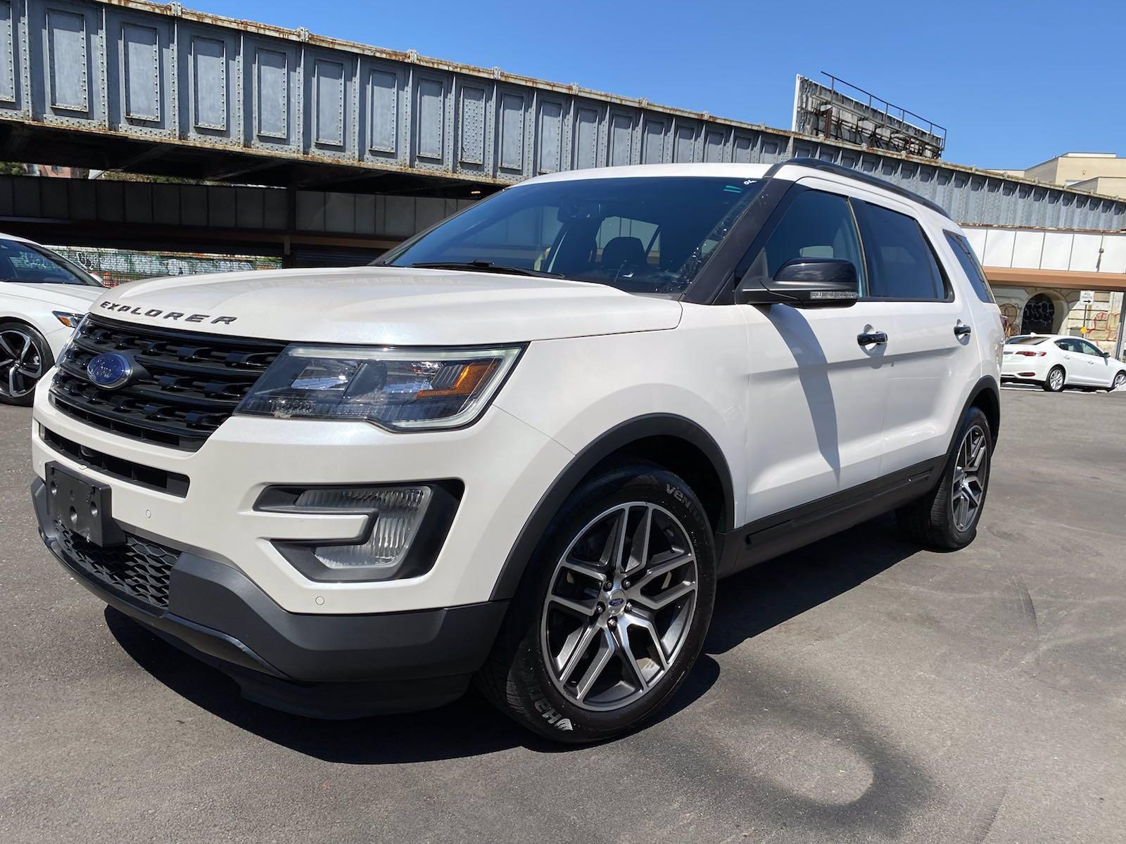 Used 2017 Ford Explorer Sport | Great Neck, NY