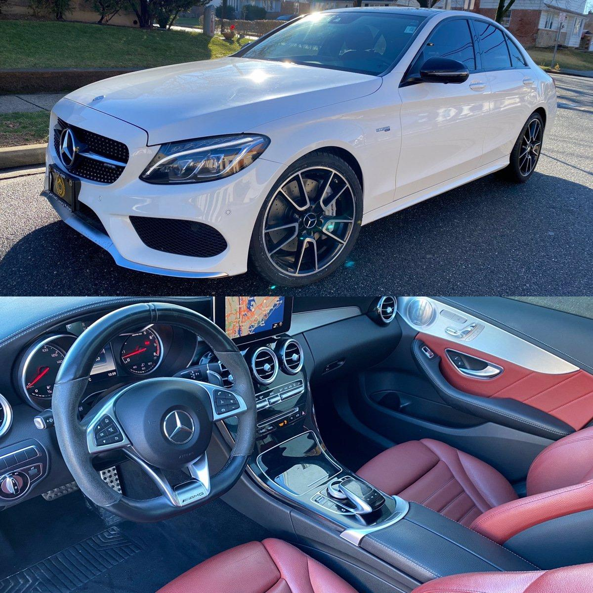 Used 2017 Mercedes-Benz C-Class AMG C 43 | Great Neck, NY