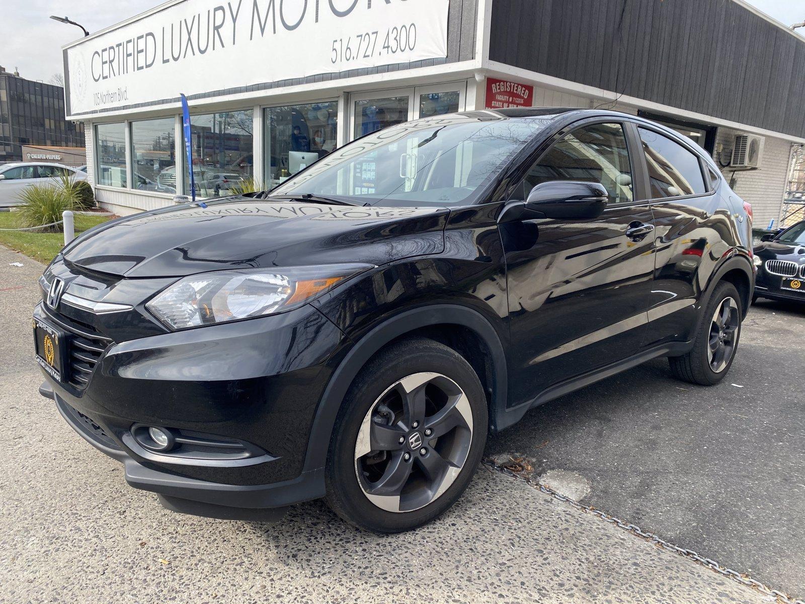 Used-2018-Honda-HR-V-EX