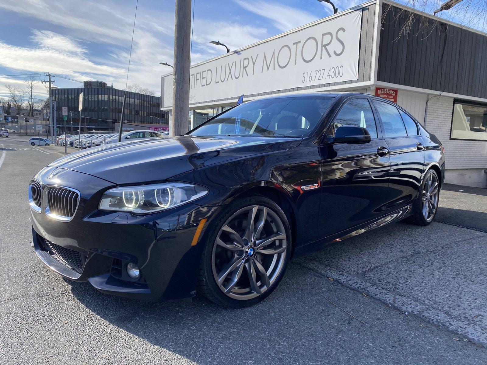 Used 2016 BMW 5 Series 535i xDrive | Great Neck, NY