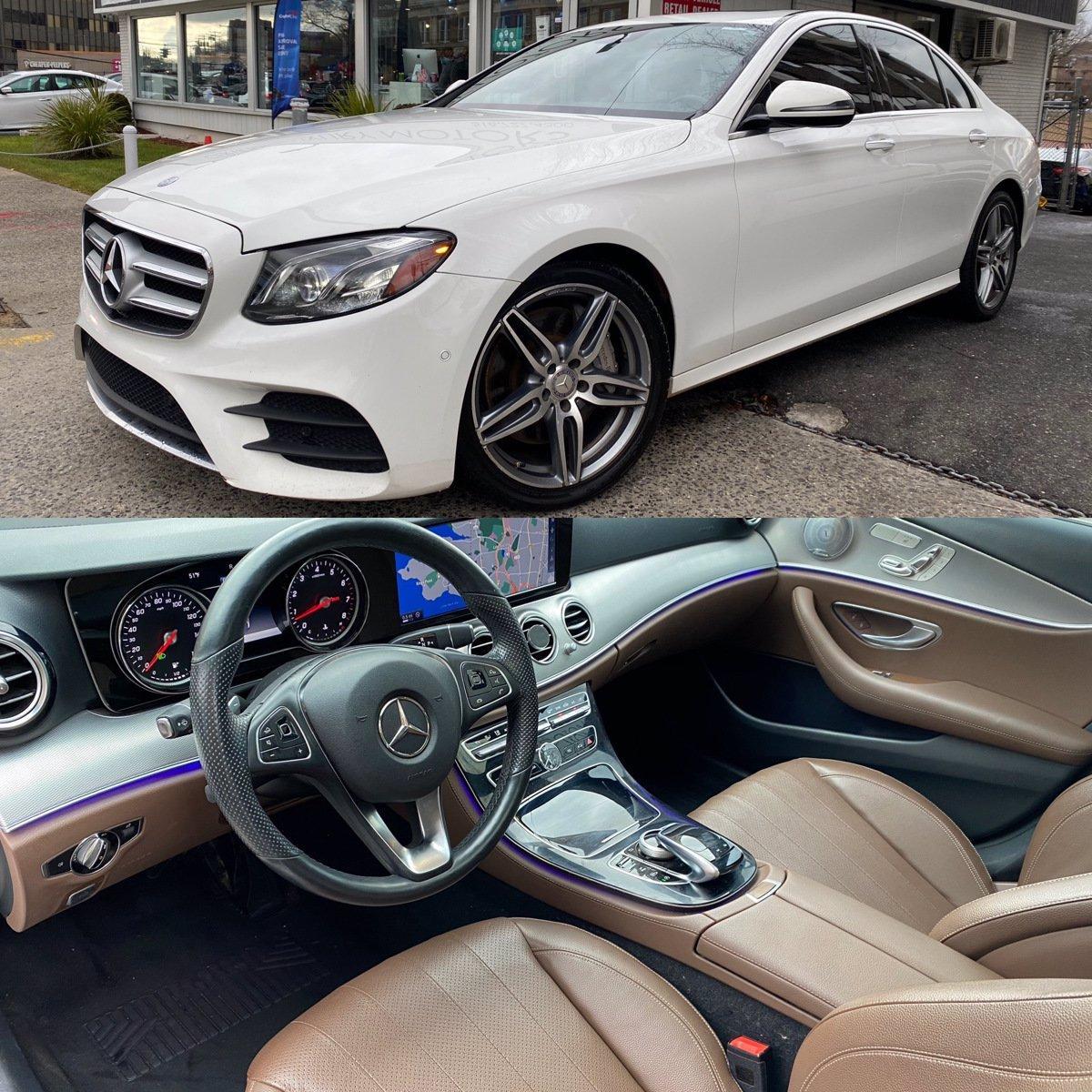 Used 2017 Mercedes-Benz E-Class E 300 Sport | Great Neck, NY
