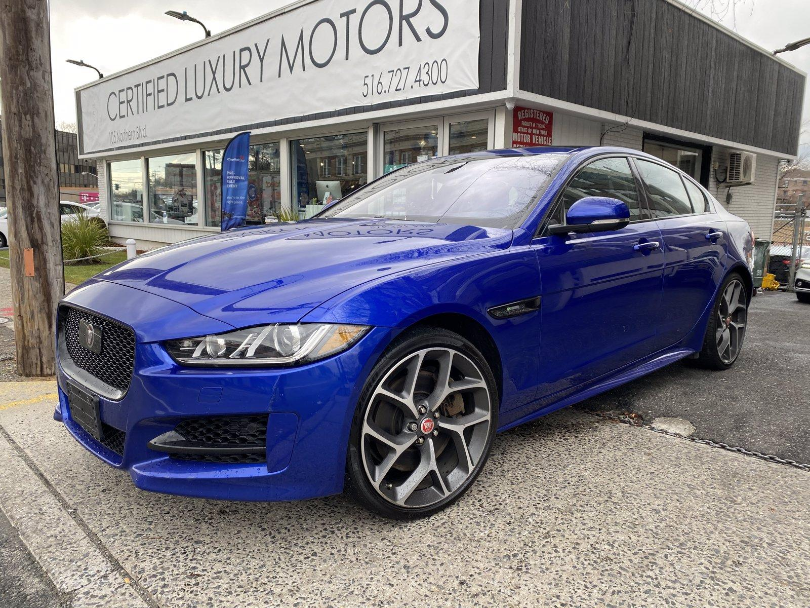 Used 2017 Jaguar XE 35t R-Sport | Great Neck, NY