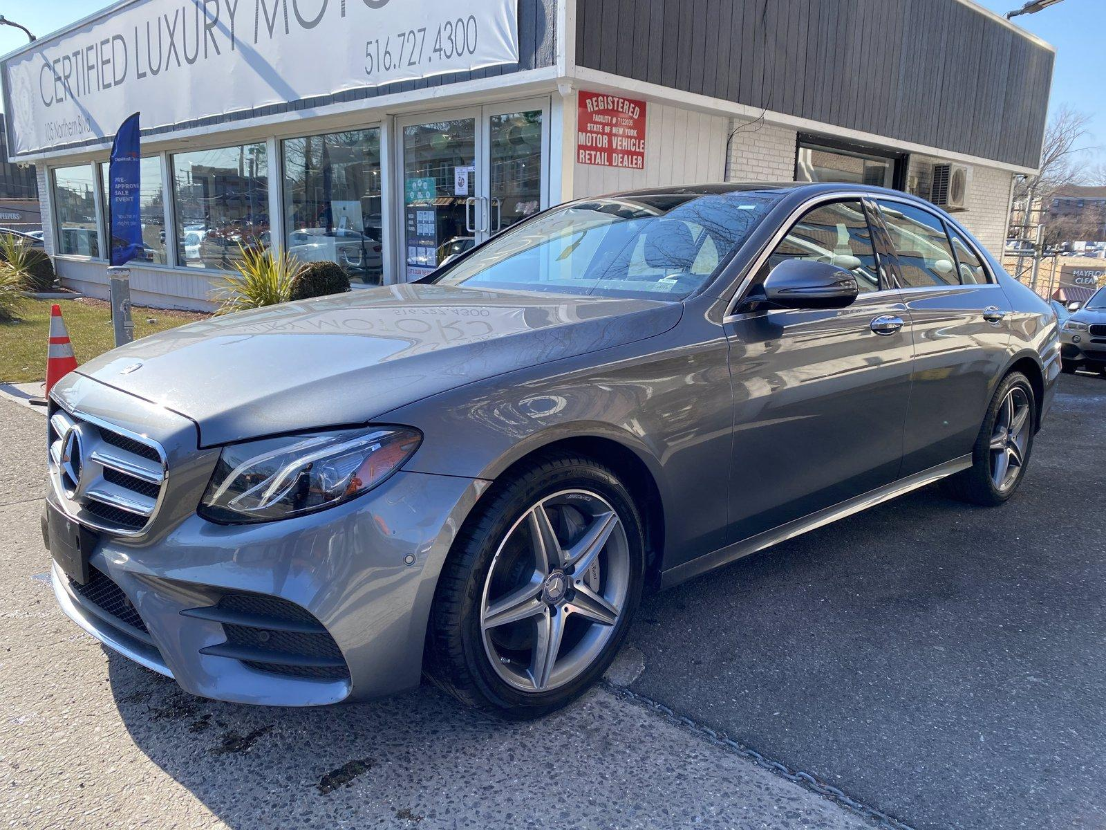 Used 2017 Mercedes-Benz E 300 Sport | Great Neck, NY