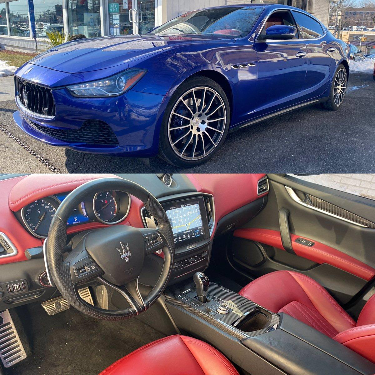 Used 2017 Maserati Ghibli S Q4 | Great Neck, NY