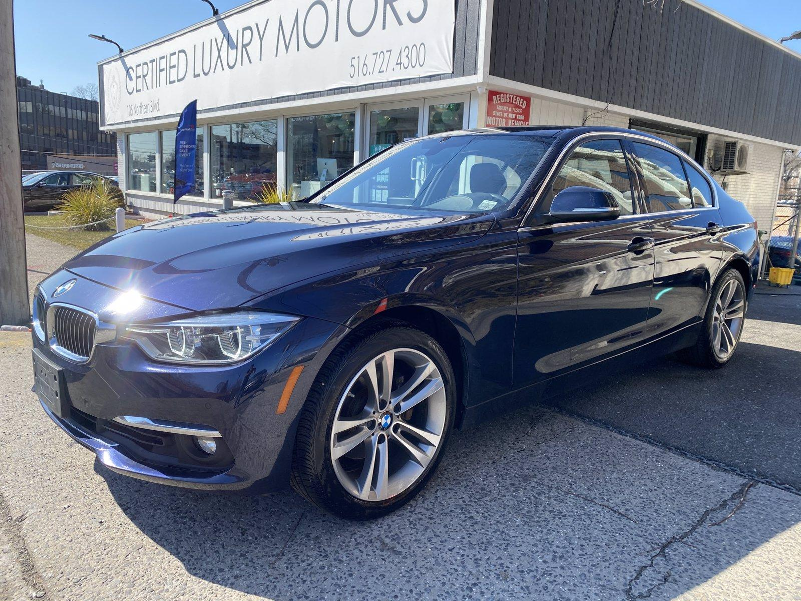 Used 2017 BMW 3 Series 330i xDrive | Great Neck, NY