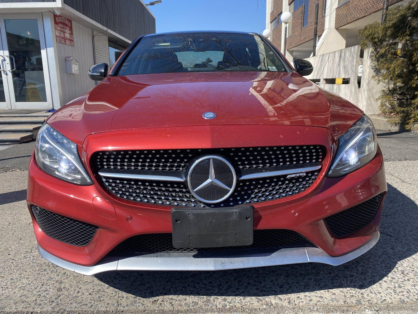 Used-2017-Mercedes-Benz-C-Class-C-43-AMG