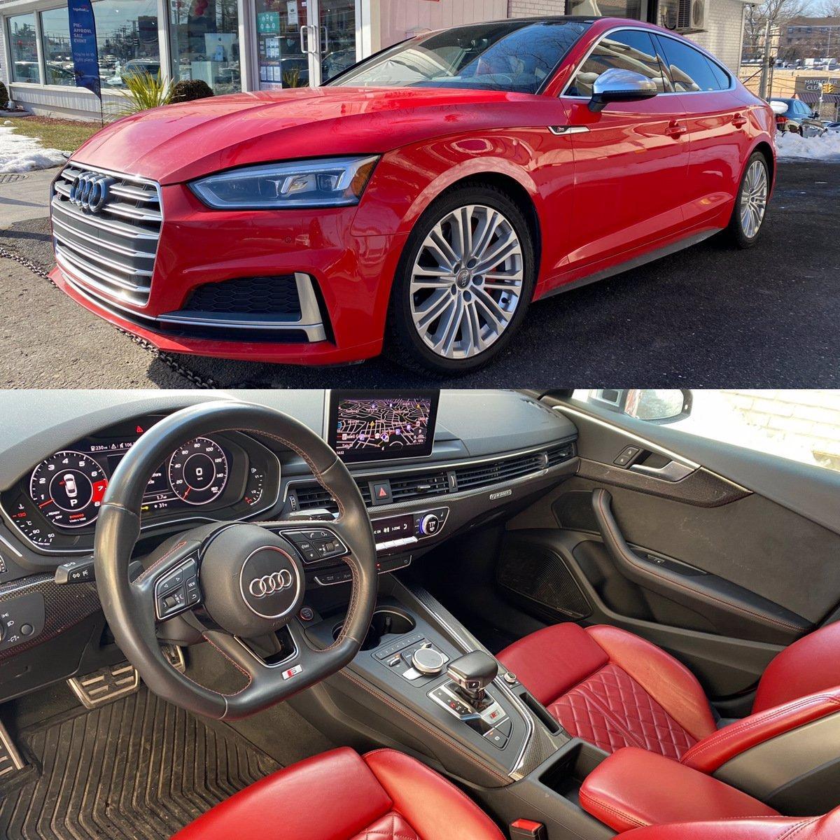 Used 2018 Audi S5 Sportback Prestige   Great Neck, NY