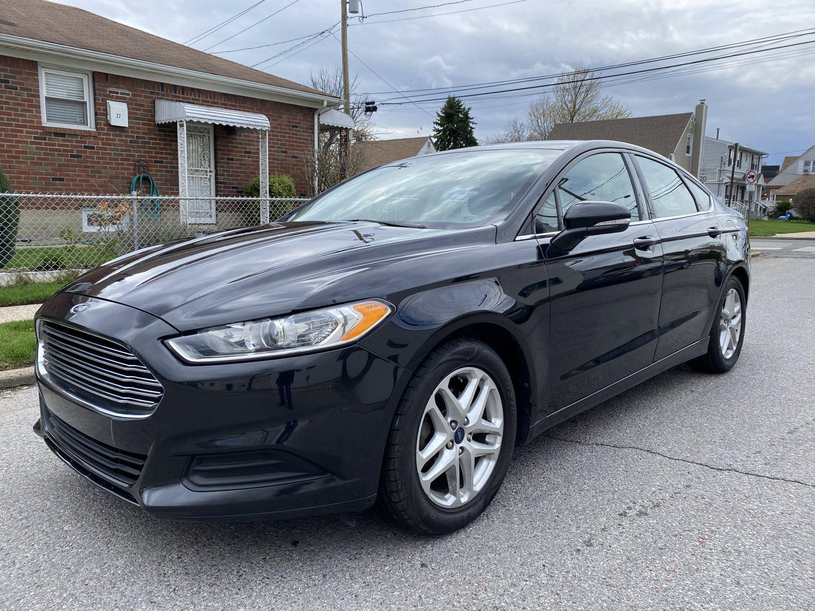 Used 2014 Ford Fusion SE | Great Neck, NY