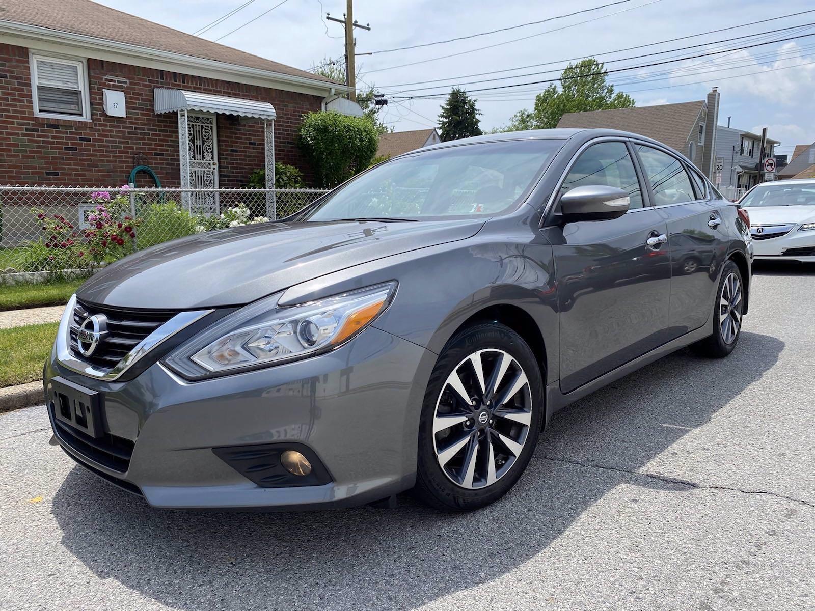 Used 2018 Nissan Altima 2.5 SV | Great Neck, NY