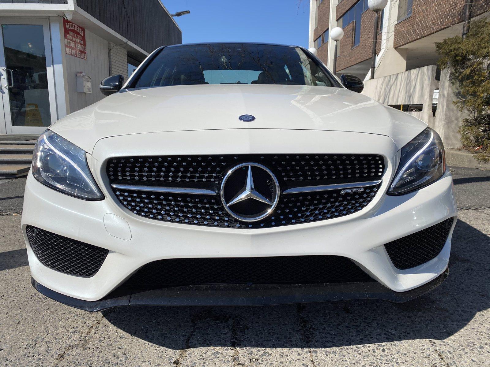 Used-2017-Mercedes-Benz-C-Class-AMG-C-43