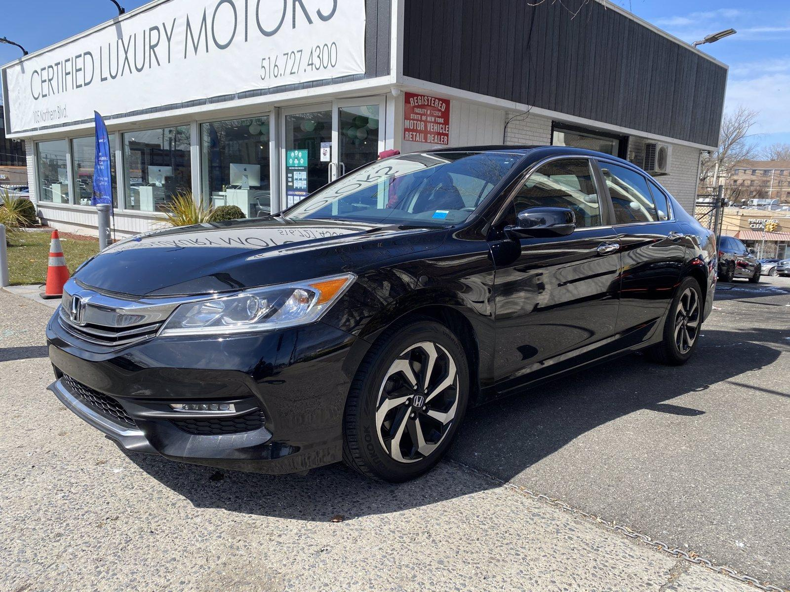 Used 2016 Honda Accord Sedan EX | Great Neck, NY