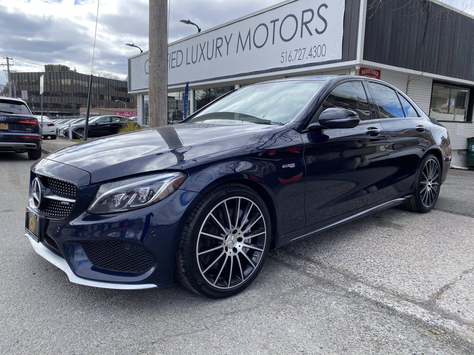 Used 2017 Mercedes-Benz AMG C 43  | Great Neck, NY
