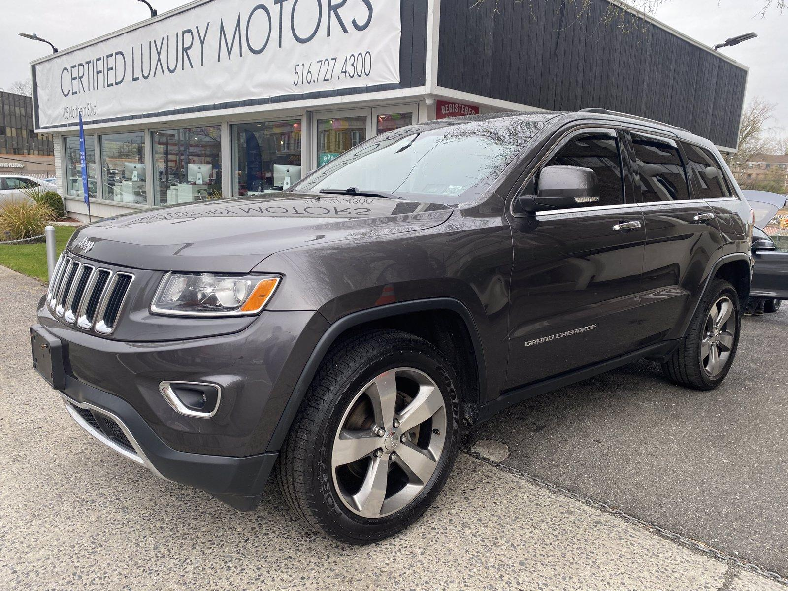 Used 2014 Jeep Grand Cherokee Limited   Great Neck, NY