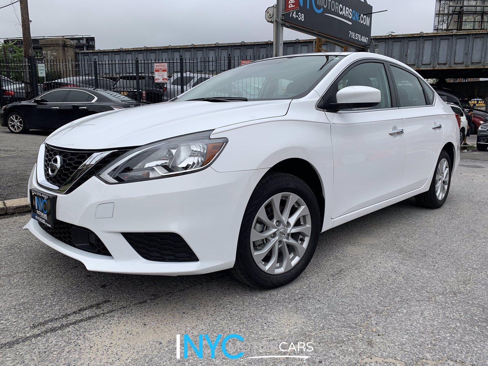 Used 2018 Nissan Sentra SV   Great Neck, NY