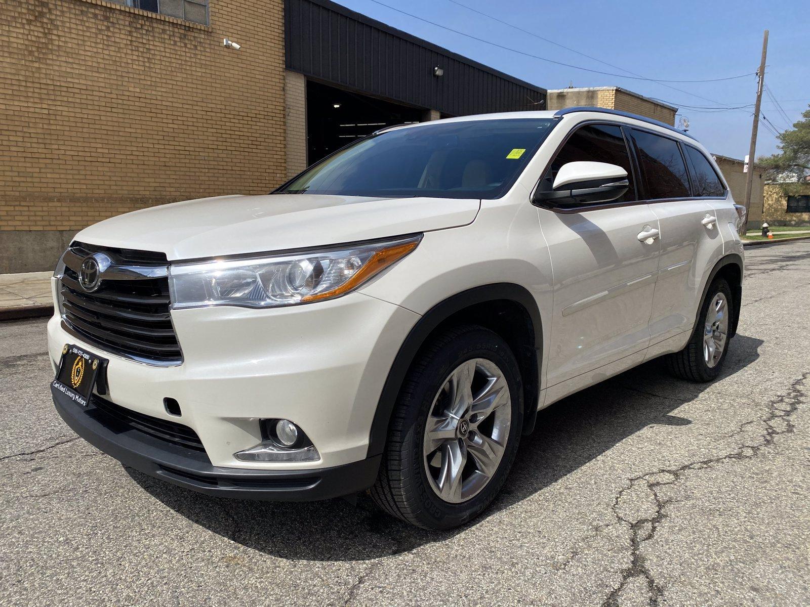 Used 2016 Toyota Highlander Limited Platinum | Great Neck, NY