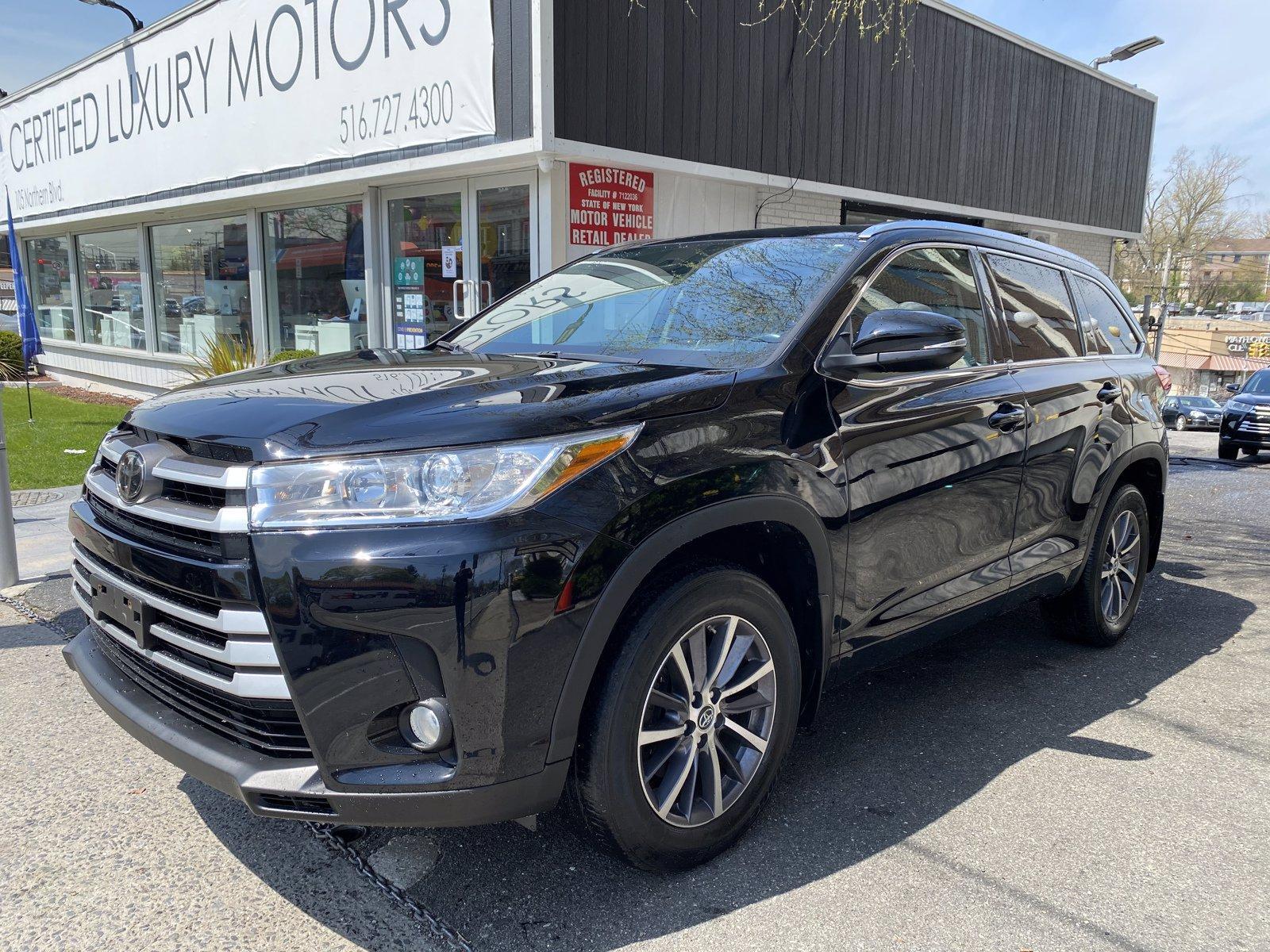 Used 2018 Toyota Highlander XLE | Great Neck, NY