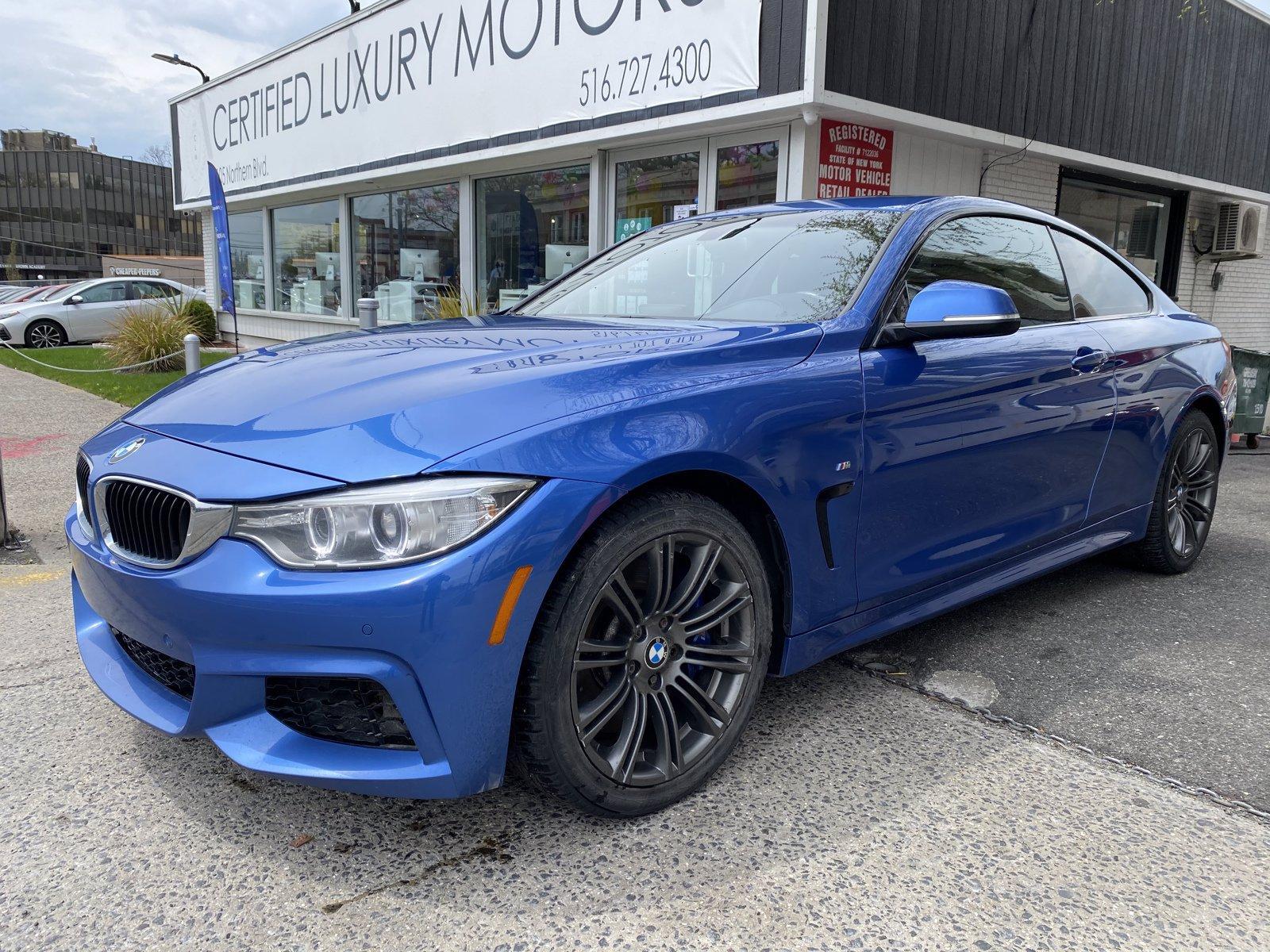 Used 2014 BMW 435i xDrive  | Great Neck, NY