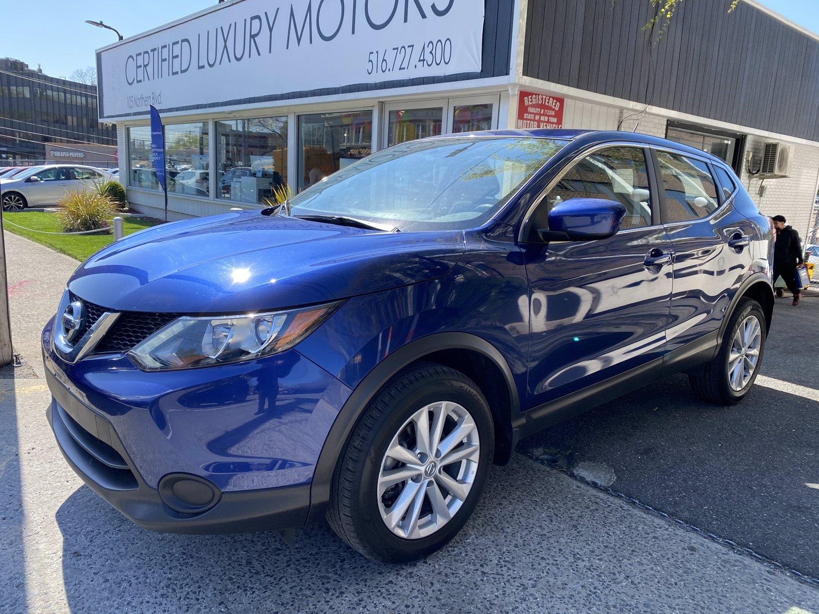Used 2018 Nissan Rogue Sport S | Great Neck, NY