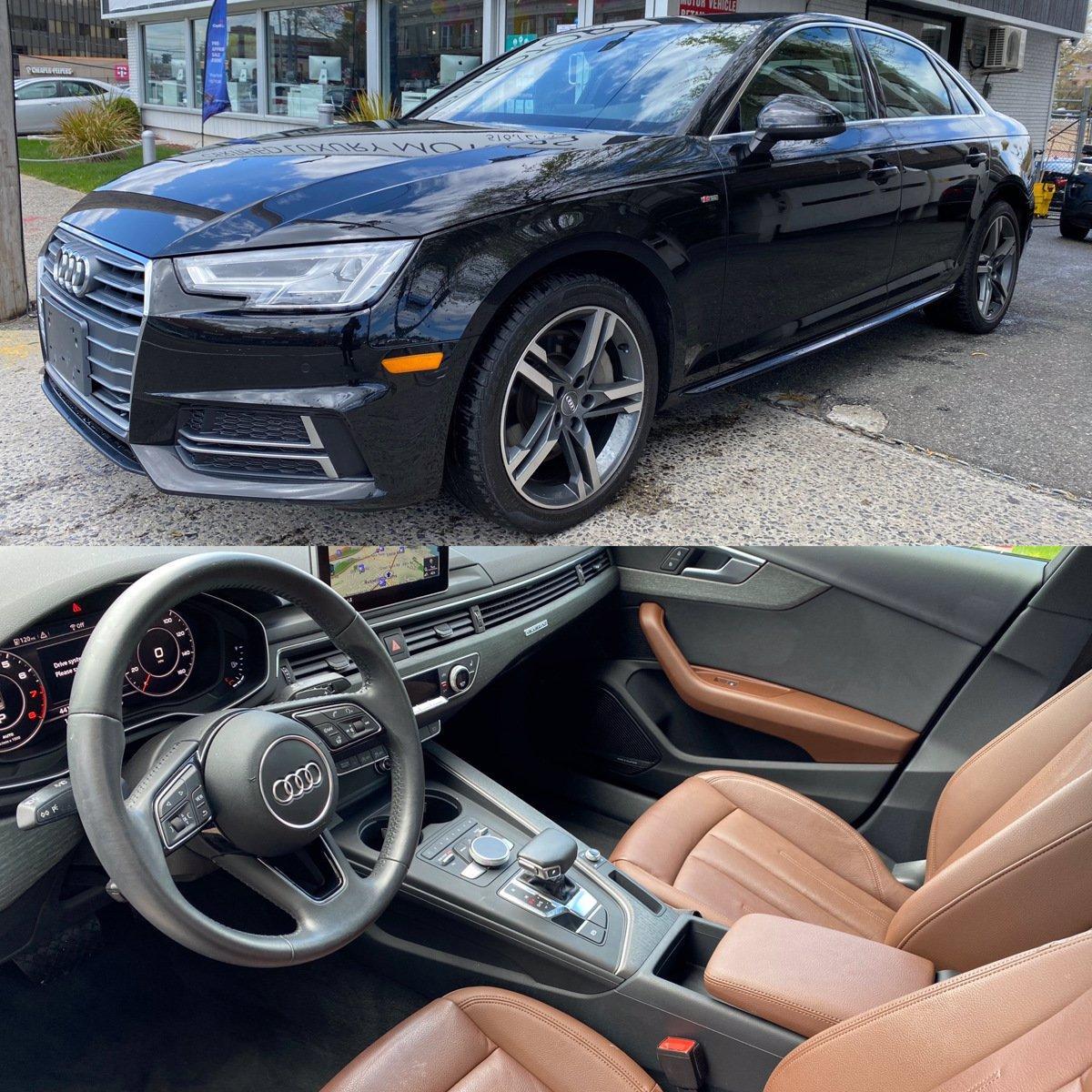 Used 2018 Audi A4 Premium Plus  | Great Neck, NY