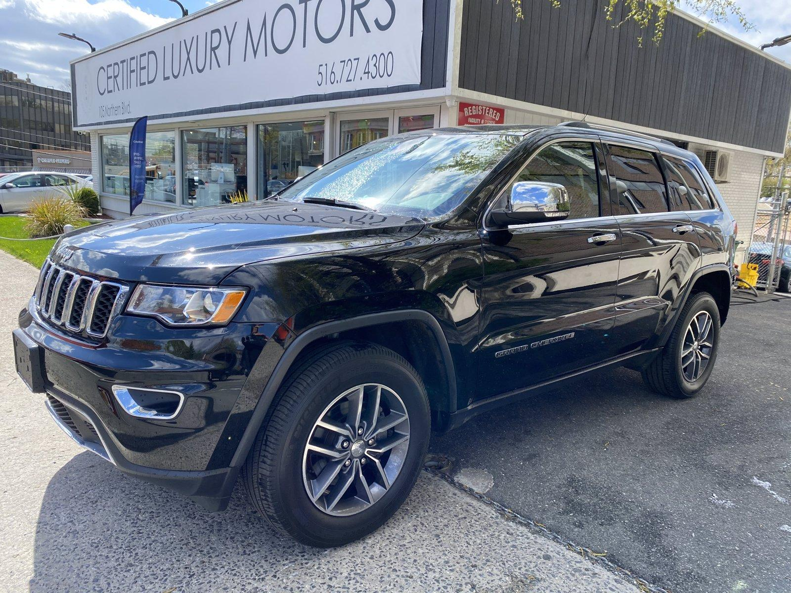 Used 2018 Jeep Grand Cherokee Limited | Great Neck, NY