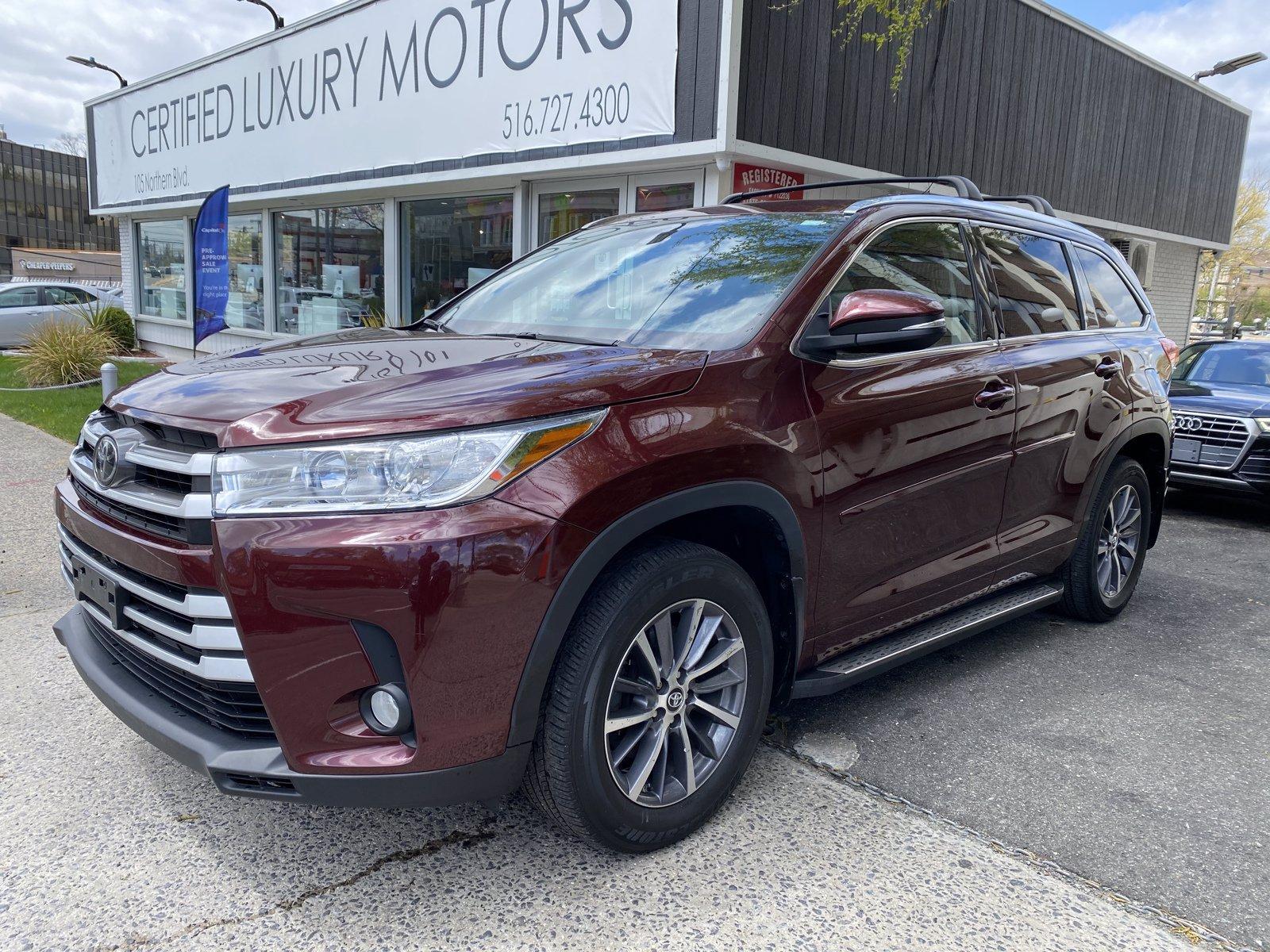 Used 2018 Toyota Highlander XLE   Great Neck, NY
