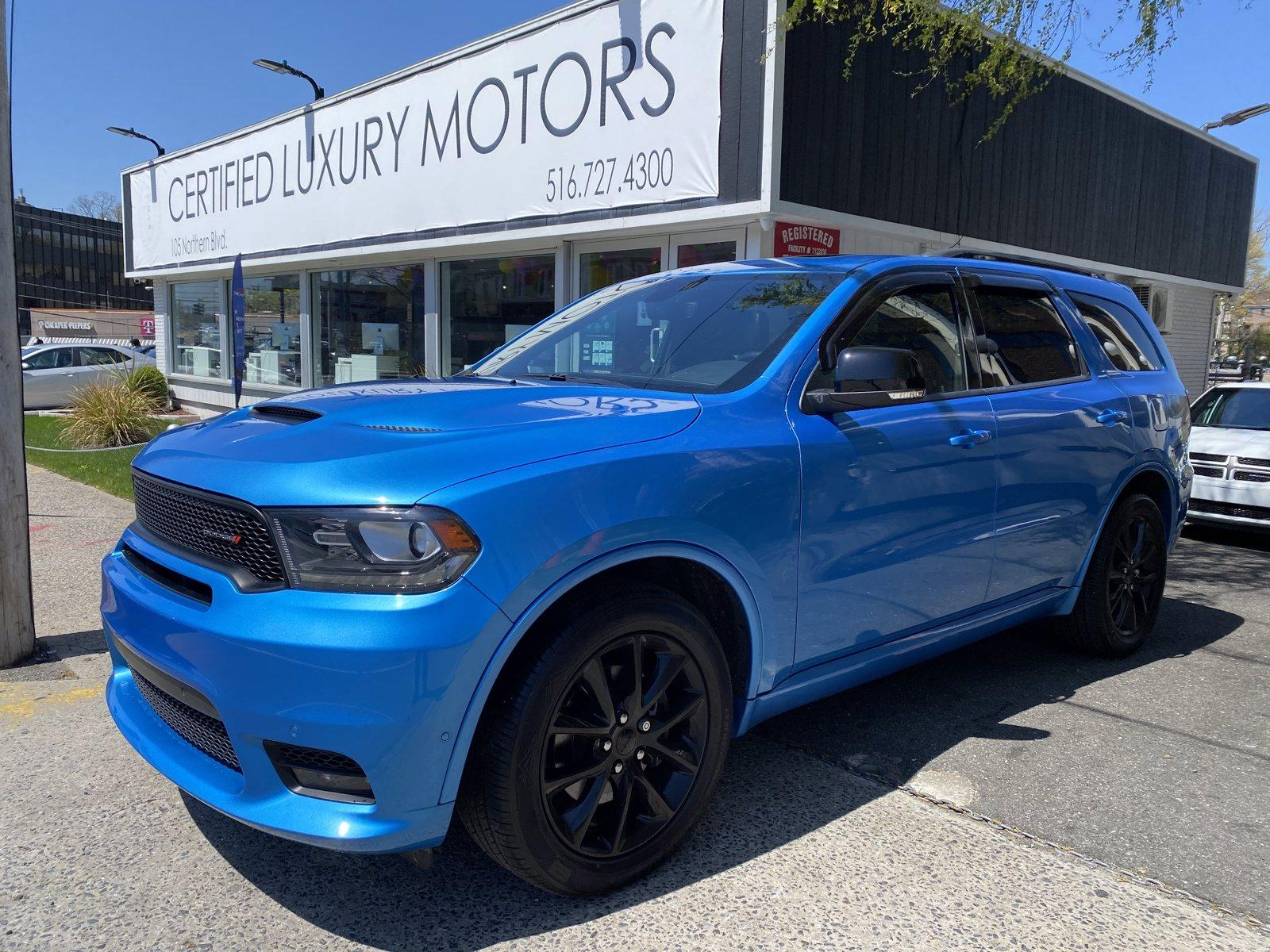 Used 2018 Dodge Durango R/T  | Great Neck, NY