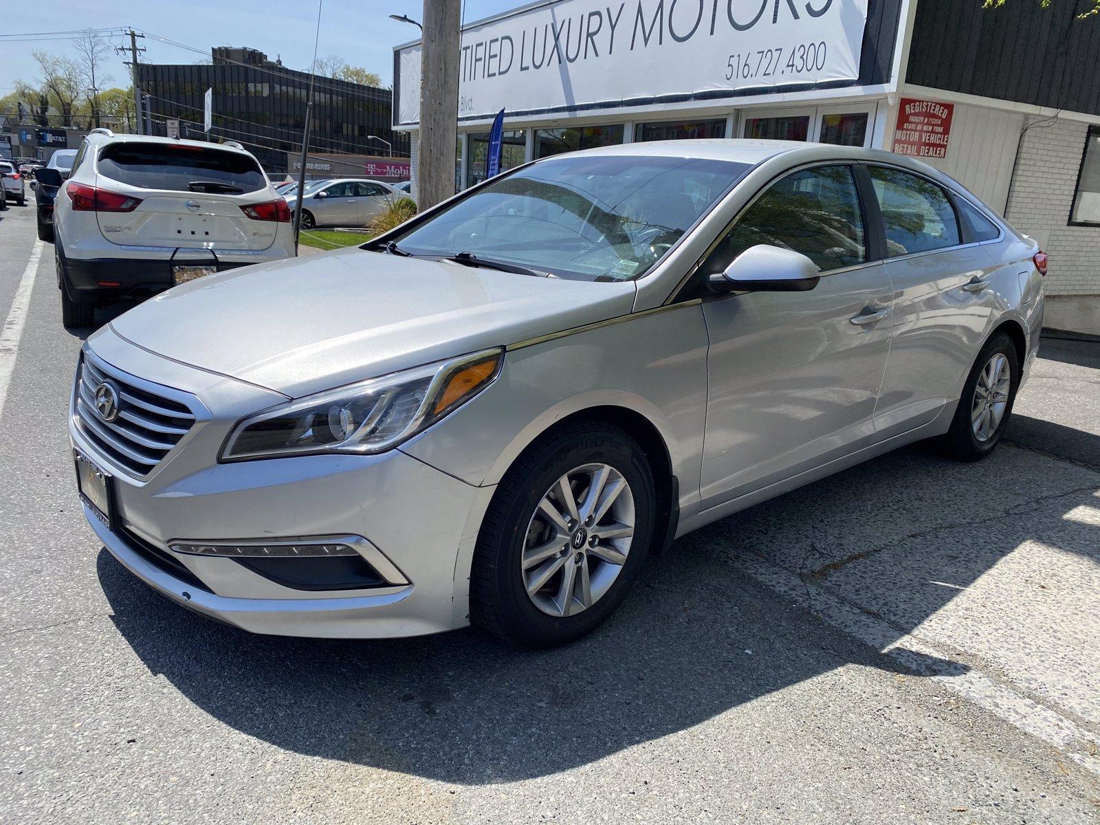 Used 2015 Hyundai Sonata 2.4L SE | Great Neck, NY