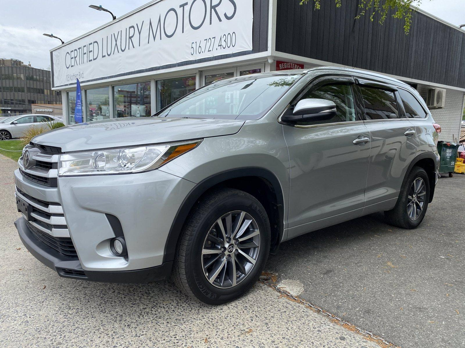 Used 2018 Toyota Highlander XLE | Great Neck, NY