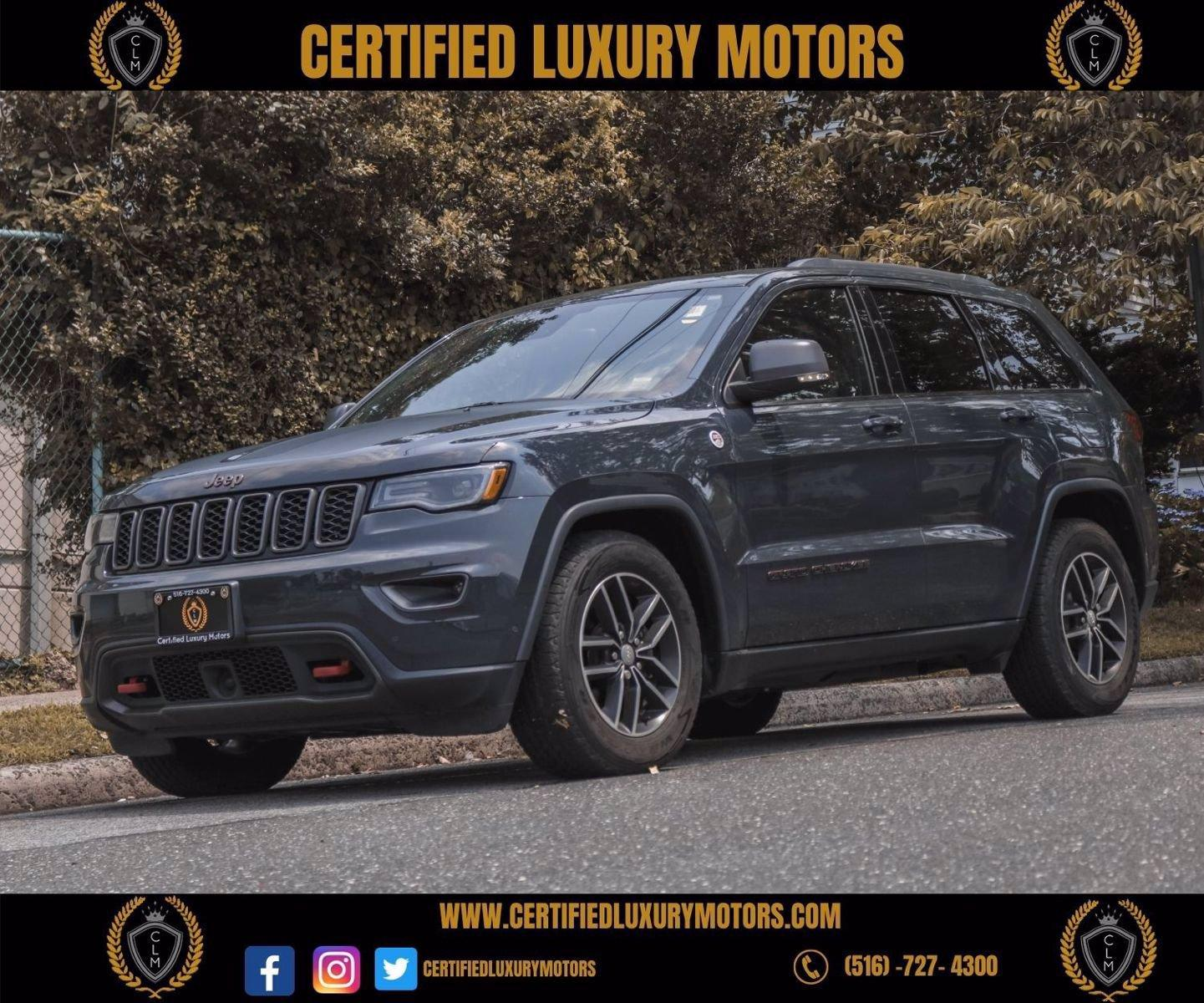 Used 2018 Jeep Grand Cherokee Trailhawk | Great Neck, NY
