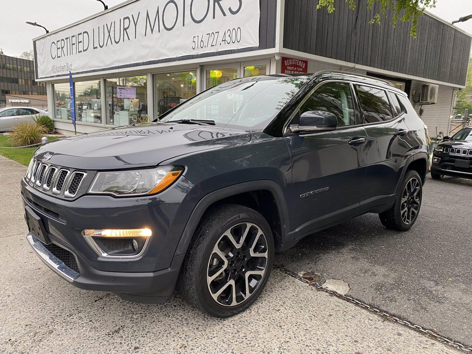 Used 2018 Jeep Compass Limited | Great Neck, NY