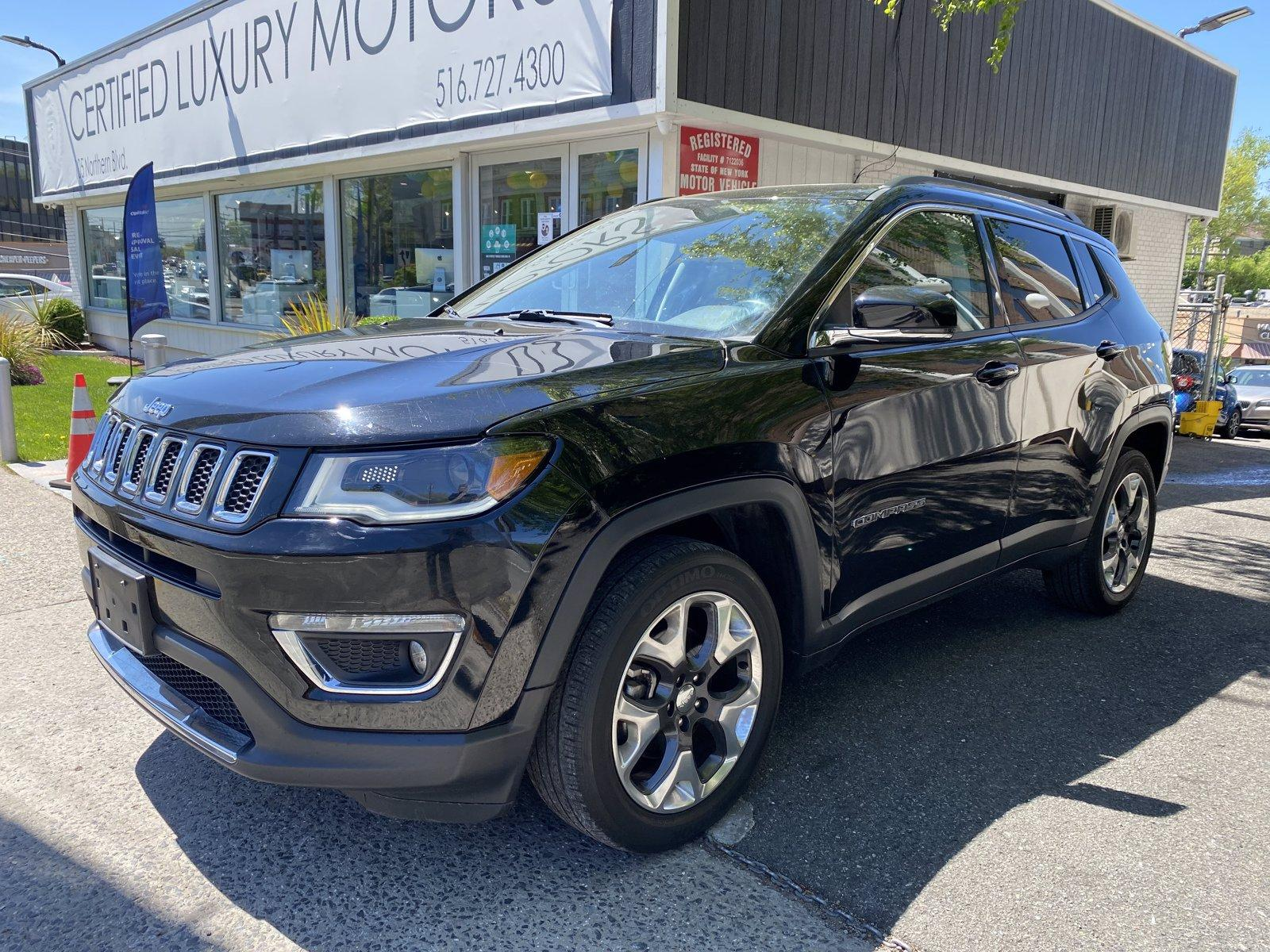 Used 2018 Jeep Compass Limited   Great Neck, NY