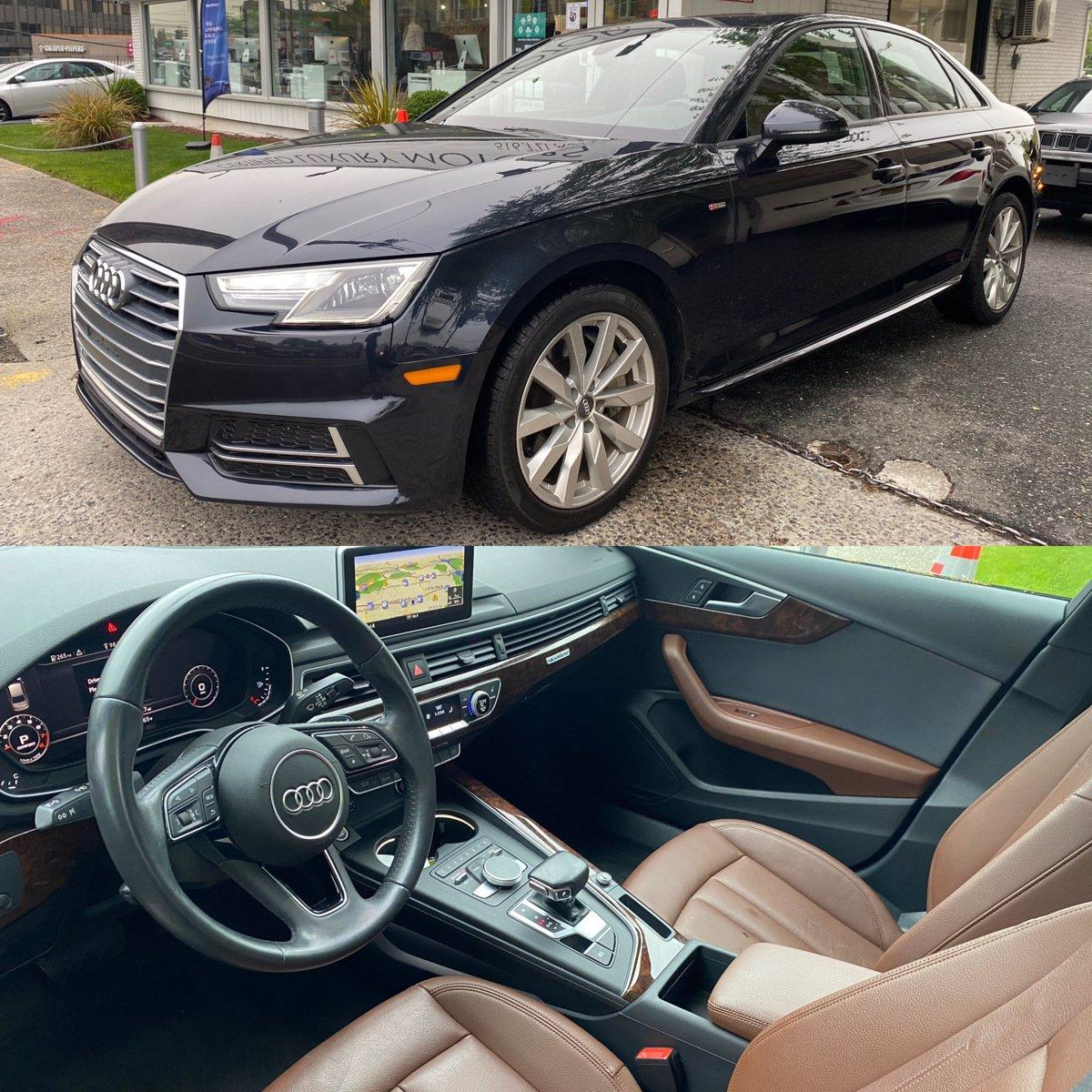 Used 2018 Audi A4 Tech Premium  | Great Neck, NY