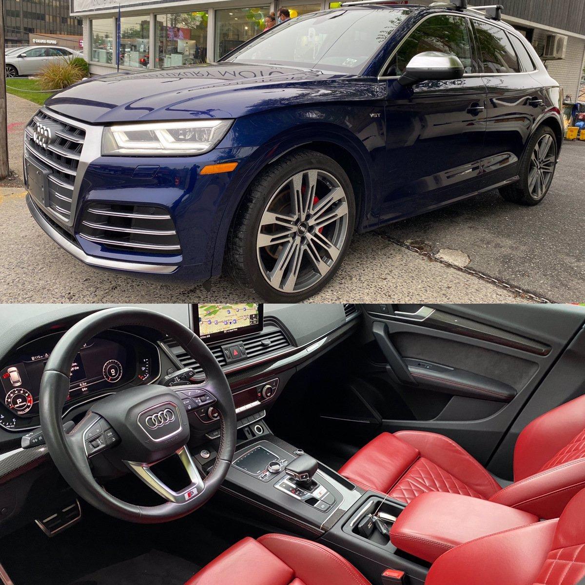 Used 2018 Audi SQ5 Premium Plus | Great Neck, NY