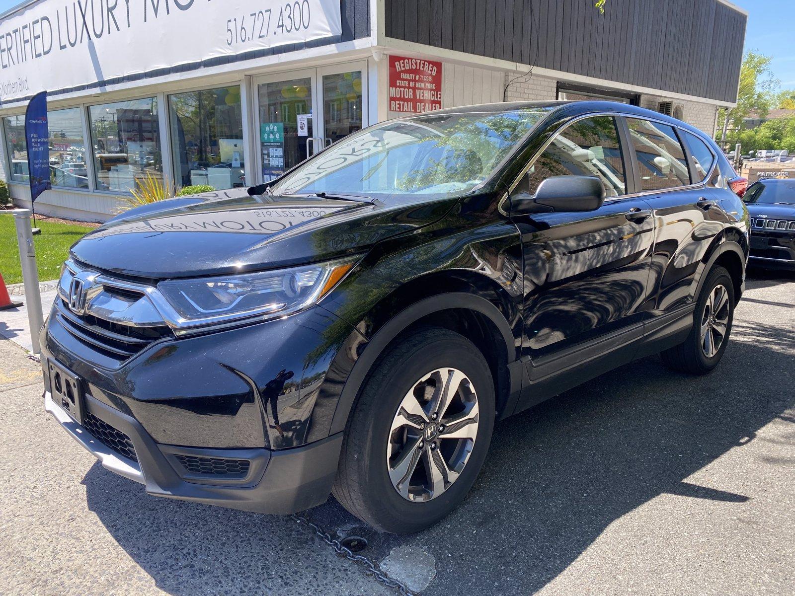 Used 2018 Honda CR-V LX | Great Neck, NY