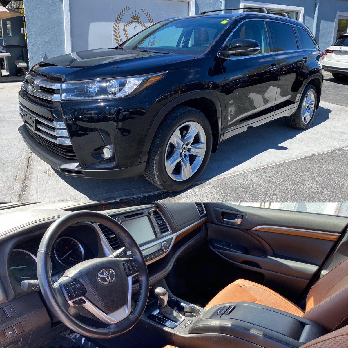 Used 2017 Toyota Highlander Limited   Great Neck, NY