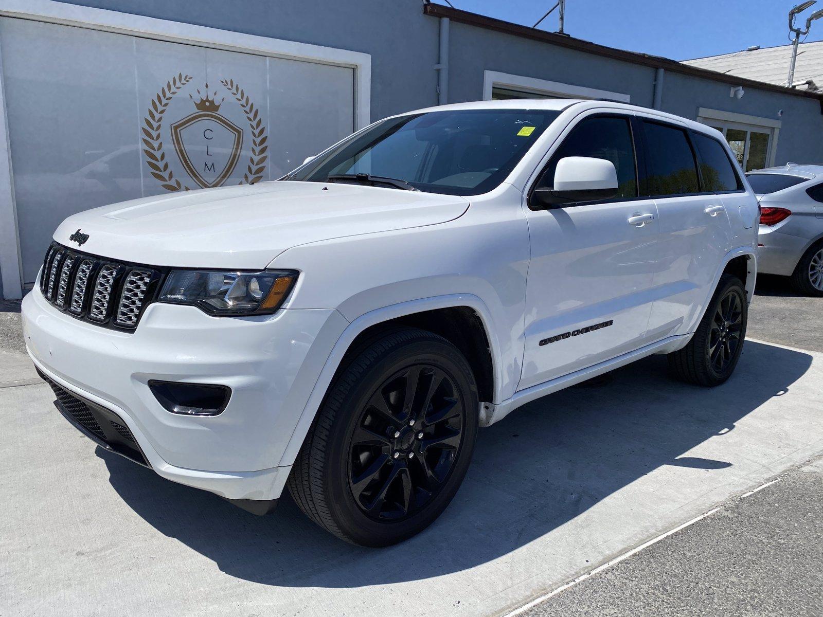 Used 2018 Jeep Grand Cherokee Altitude | Great Neck, NY