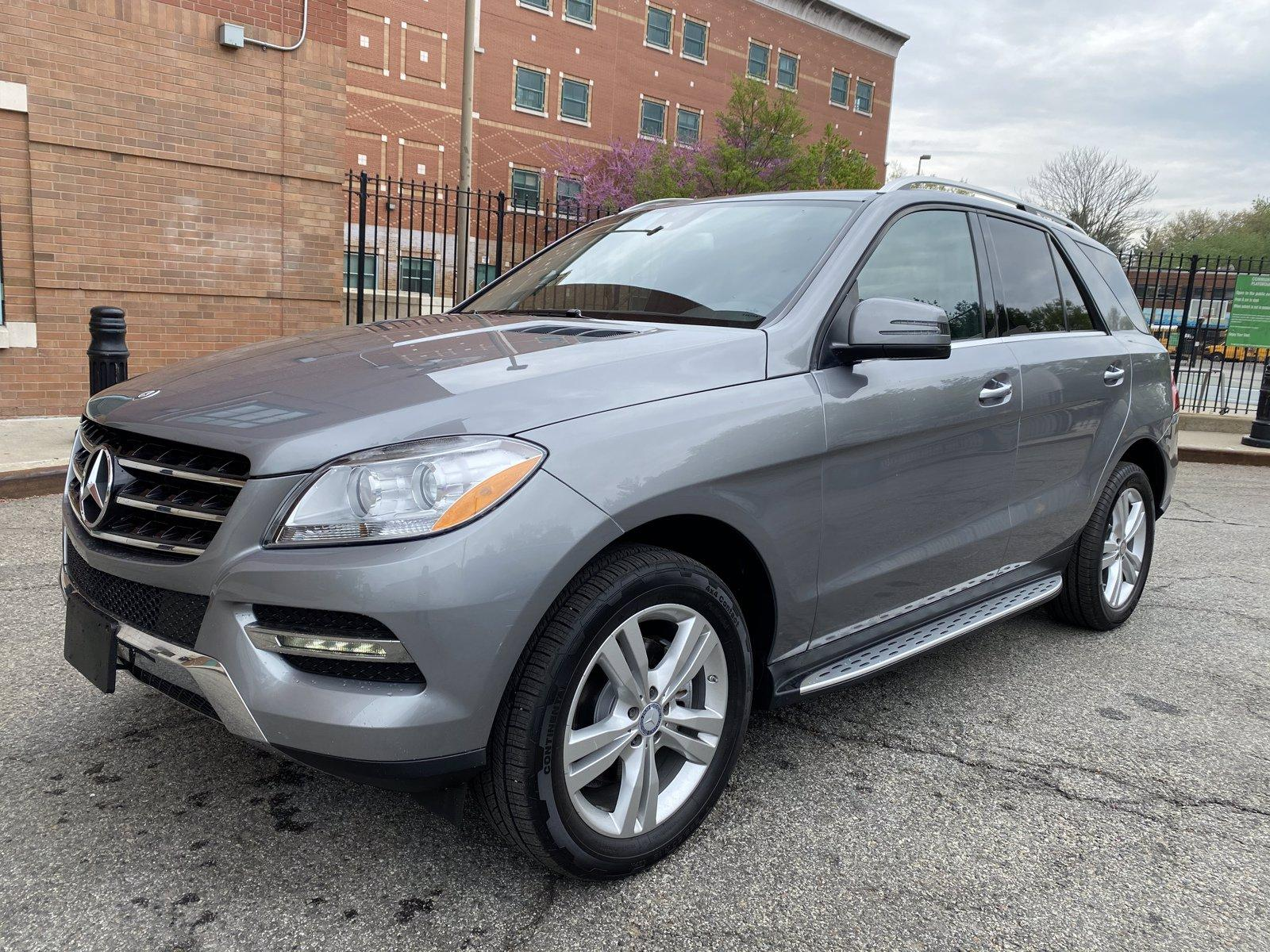 Used 2014 Mercedes-Benz ML 350  | Great Neck, NY