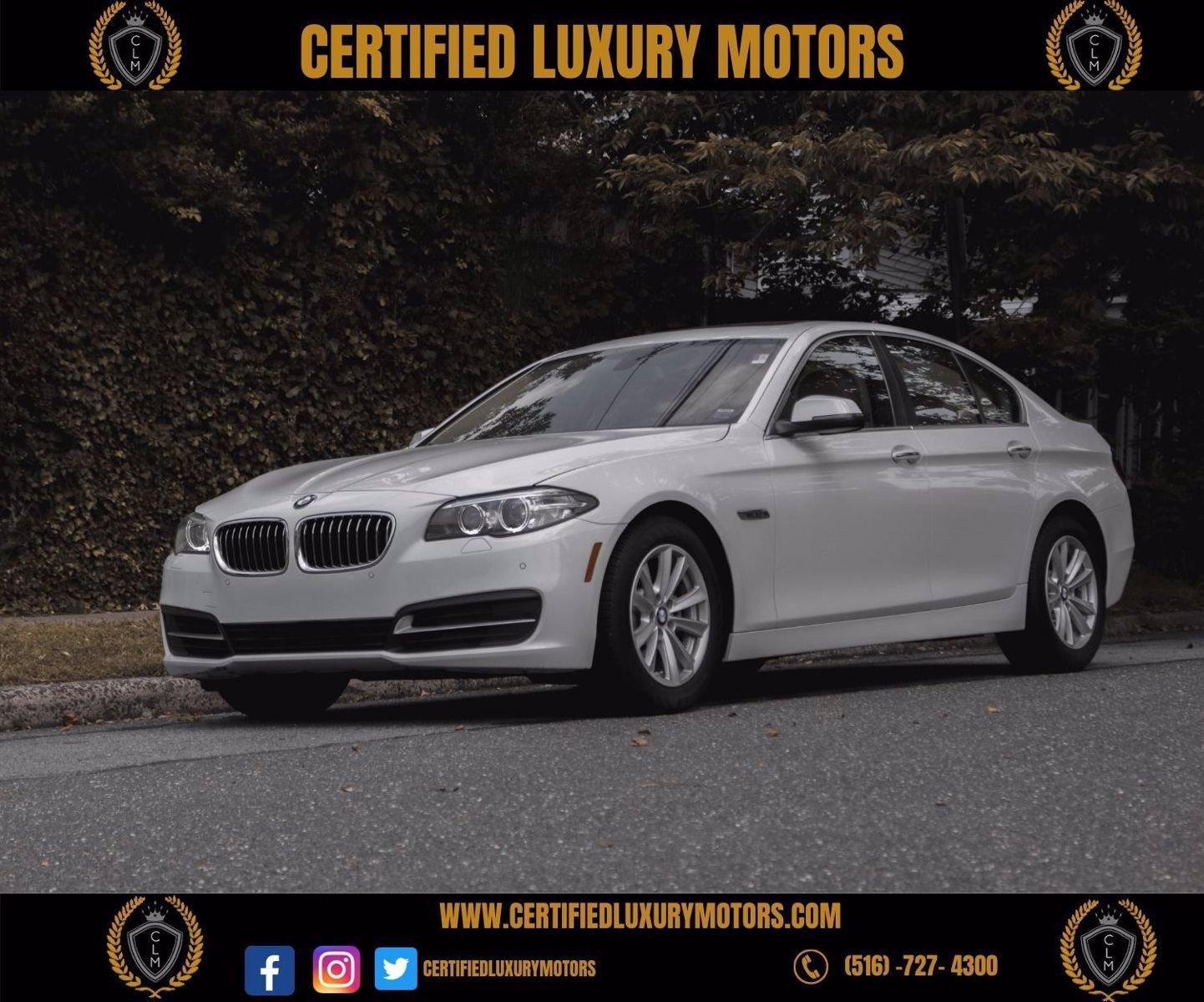 Used 2014 BMW 528i xDrive  | Great Neck, NY