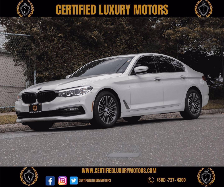 Used 2018 BMW 530i  | Great Neck, NY