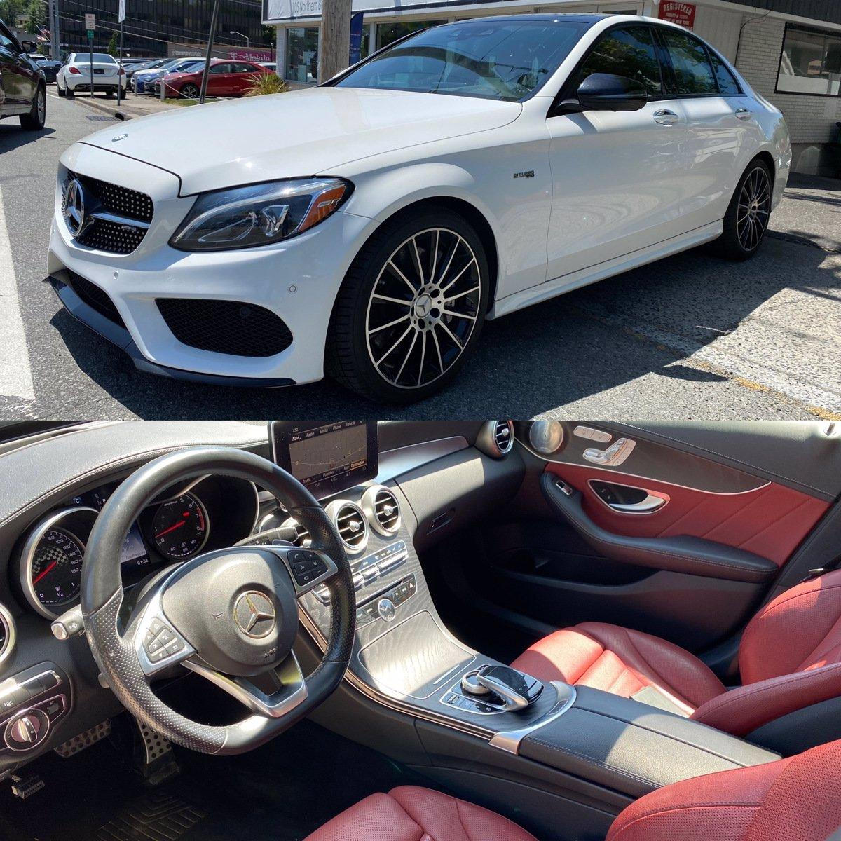 Used 2017 Mercedes-Benz AMG C 43  | Great Neck, NY