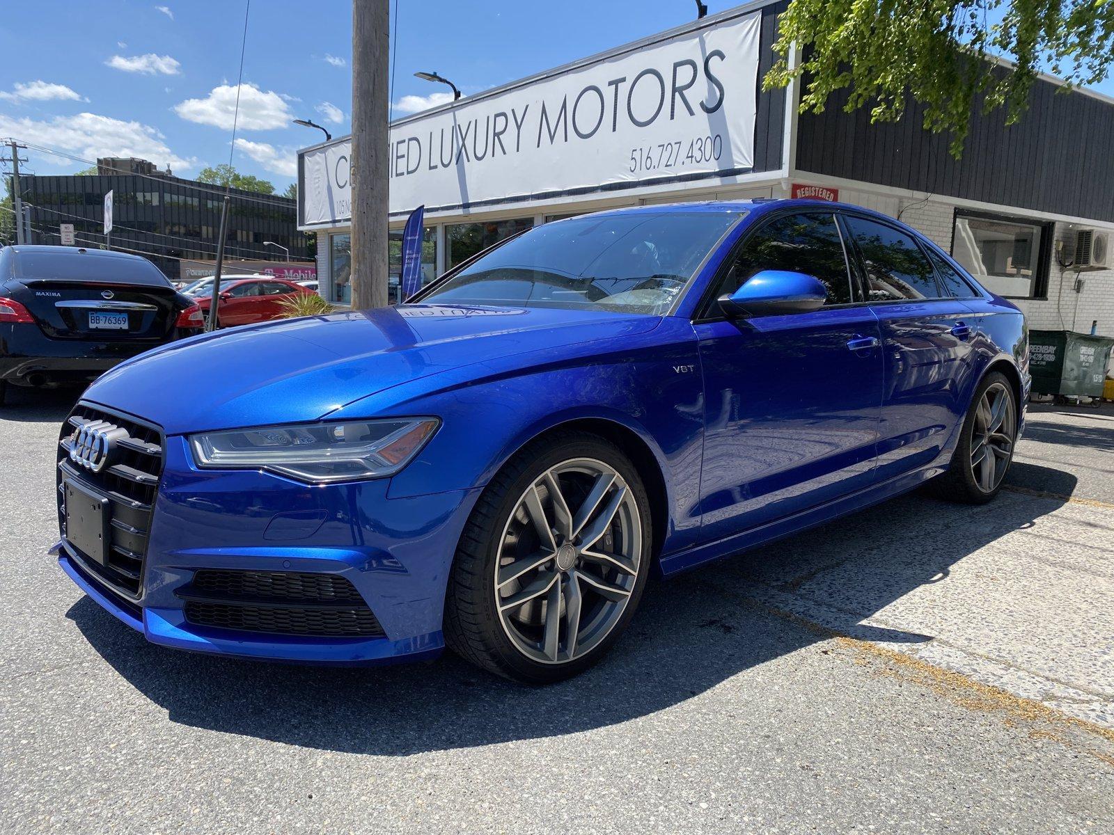 Used 2018 Audi S6 Premium Plus | Great Neck, NY
