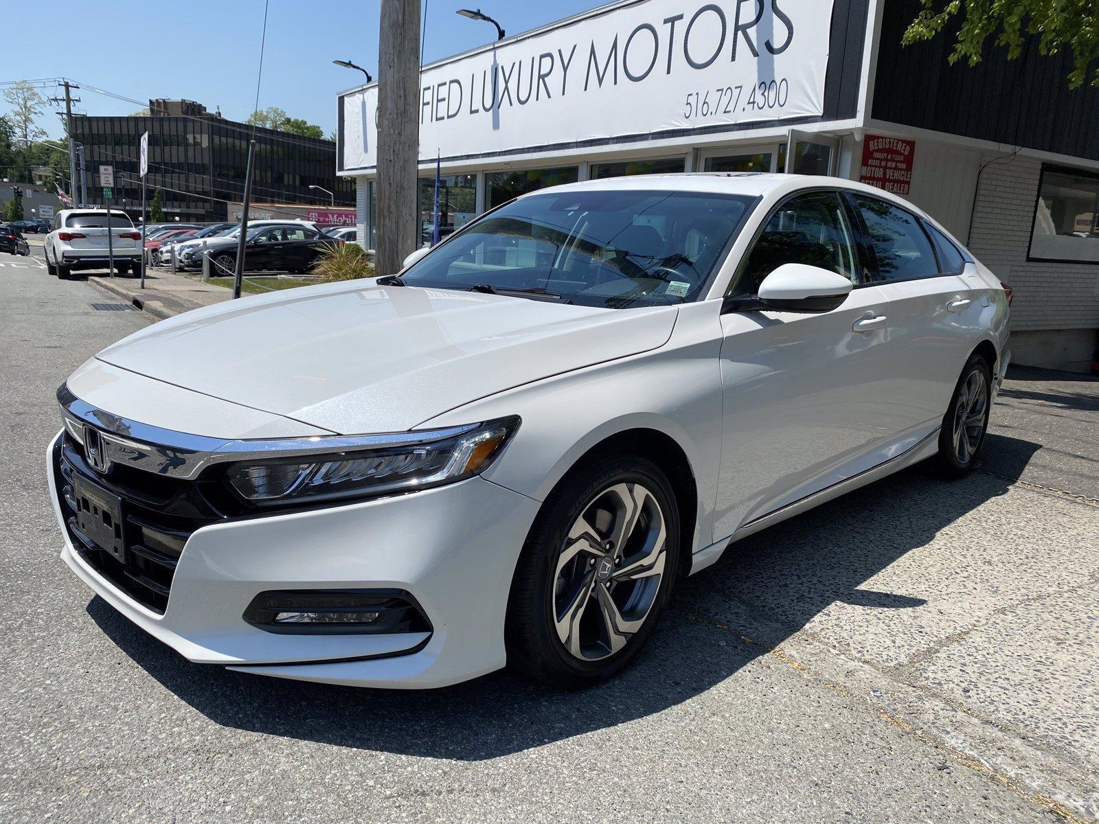 Used 2019 Honda Accord Sedan EX-L 1.5T   Great Neck, NY