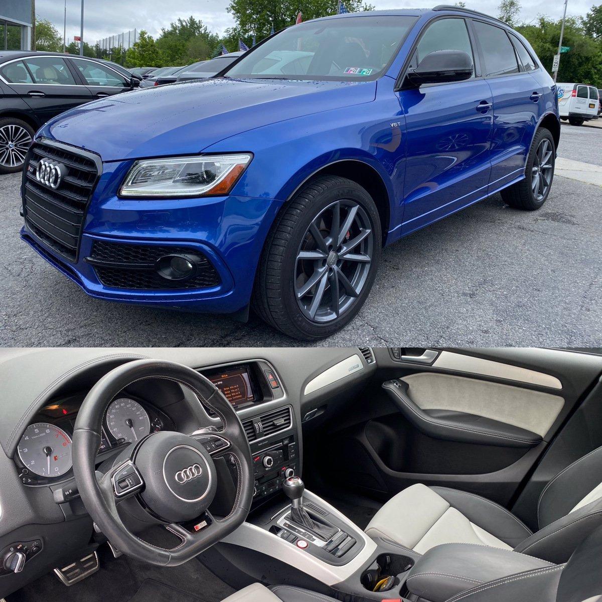 Used 2017 Audi SQ5 Premium Plus   Great Neck, NY