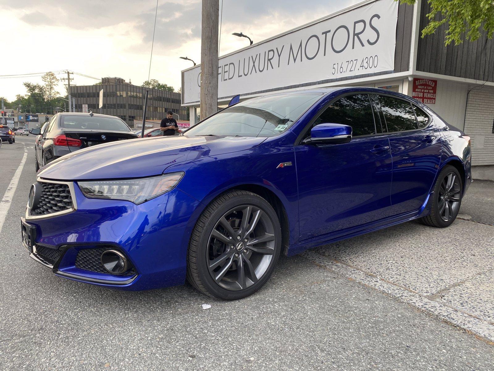 Used 2018 Acura TLX w/A-SPEC Pkg   Great Neck, NY