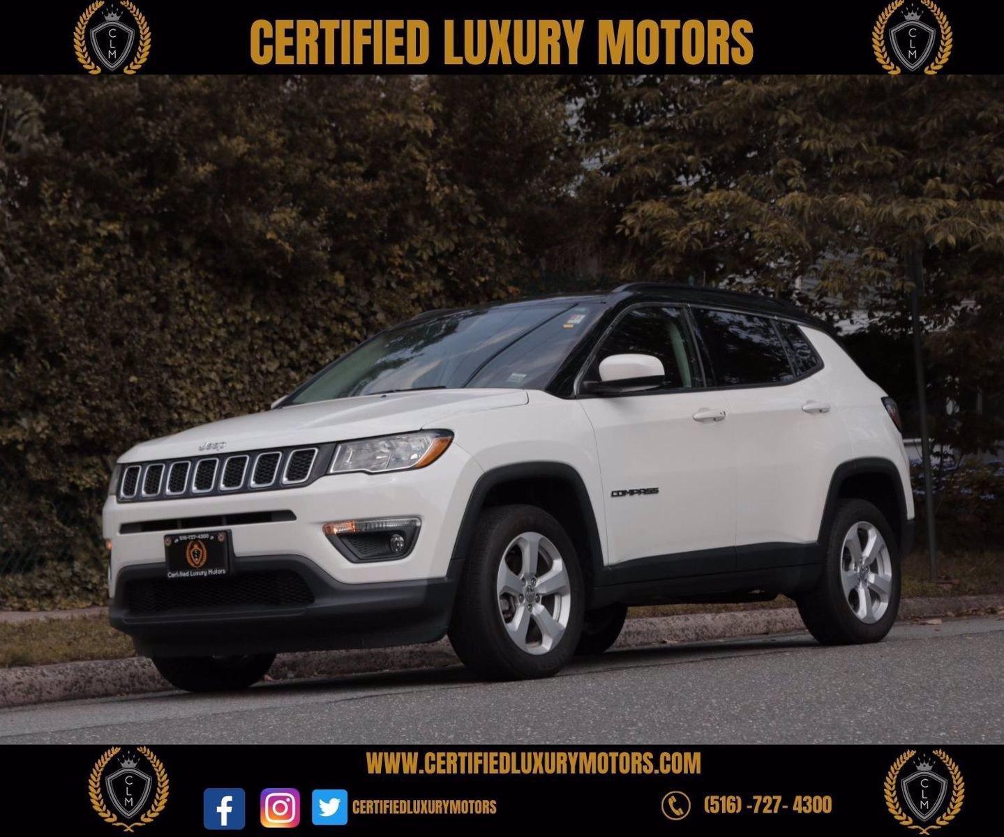 Used 2018 Jeep Compass Latitude | Great Neck, NY