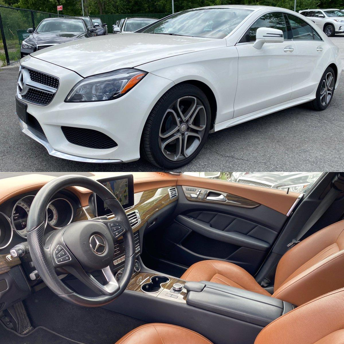 Used 2016 Mercedes-Benz CLS 400   Great Neck, NY