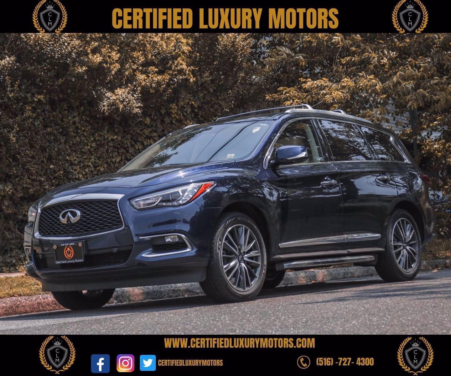 Used 2018 INFINITI QX60  | Great Neck, NY