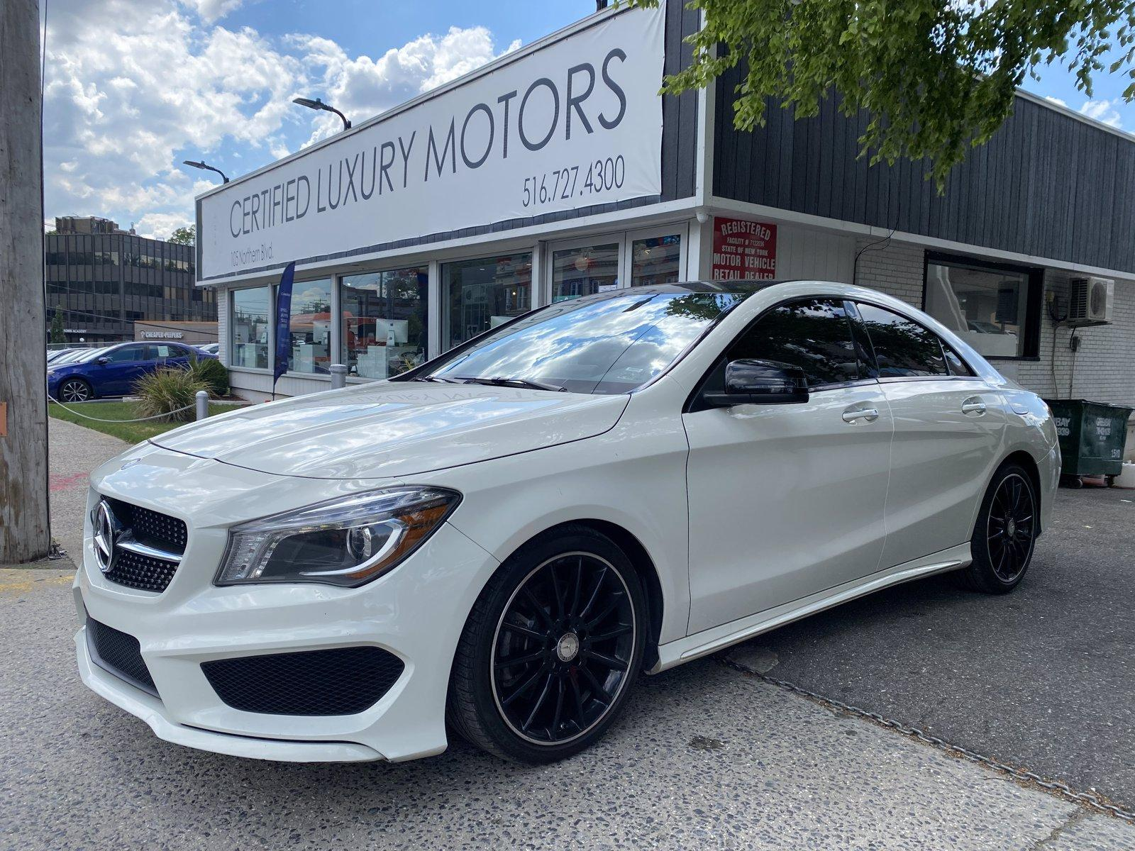 Used 2016 Mercedes-Benz CLA 250 | Great Neck, NY