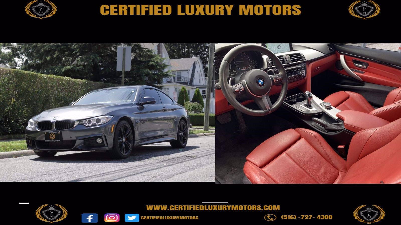 Used 2017 BMW 440i xDrive    Great Neck, NY